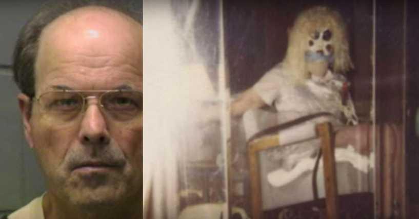 "Dennis Rader il serial killer noto con l'acronimo ""BTK"""